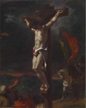 Blog - Sharon Krause - Christ on the Cross - image