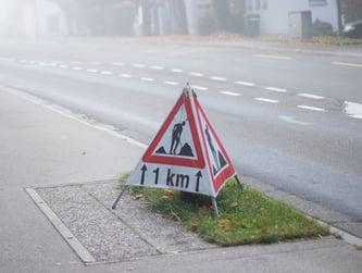 Blog - Sharon Krause - Road Repair - photo