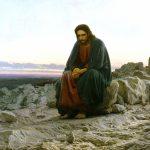 Jesus_desert
